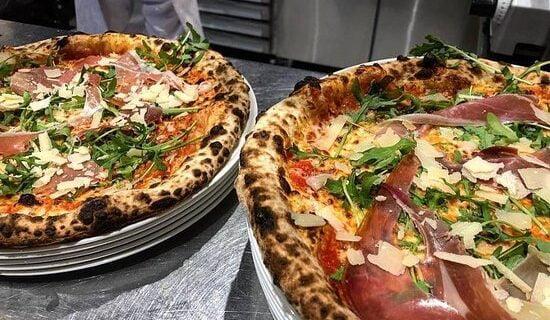 Barbarossa Pizza