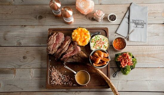 Tomahawk Steakhouse at Acklam Hall