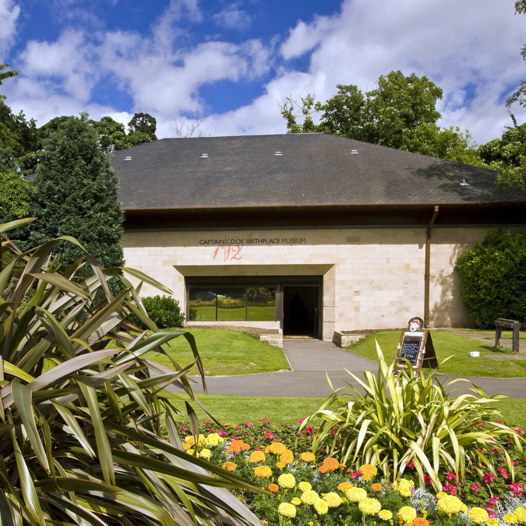 Captain Cook Birthplace Museum - Middlesbrough