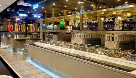 W2 World Buffet restaurant