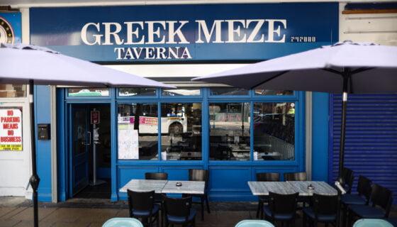 Greek Meze Taverna