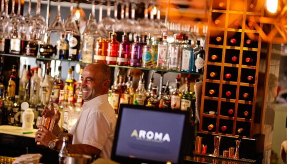 Aroma Bar & Restaurant