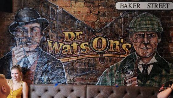 Dr Watson's