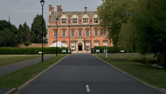 Acklam Hall and Avenue of Trees