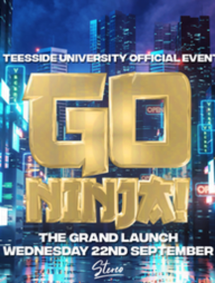 Go-ninja freshers launch party