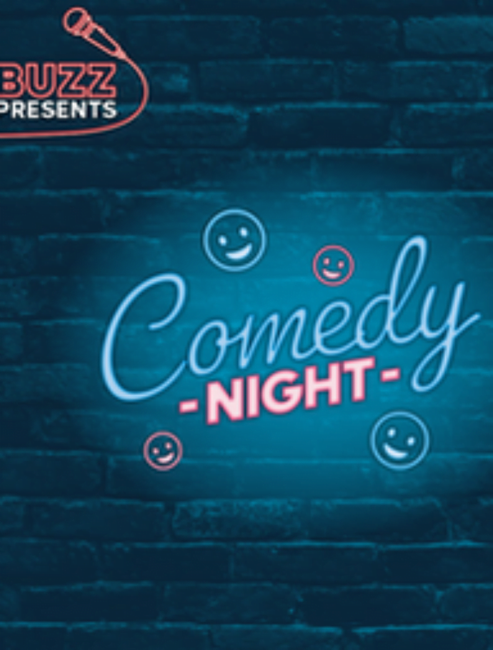 Buzz presents.. comedy night (Middlesbrough)