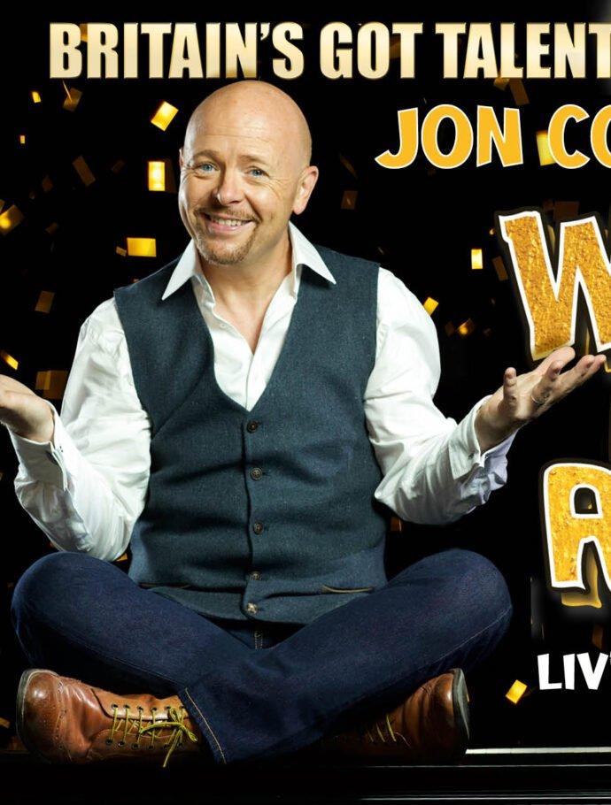 Jon Courtenay: Live