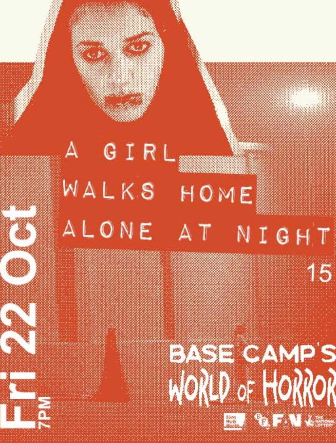 Base Camp's World of Horror: A girl walks home at night
