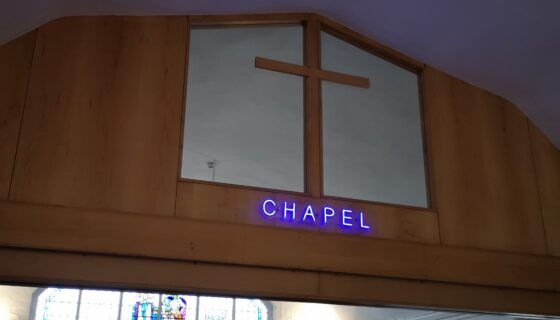 The Chapel at Whitehouse Street
