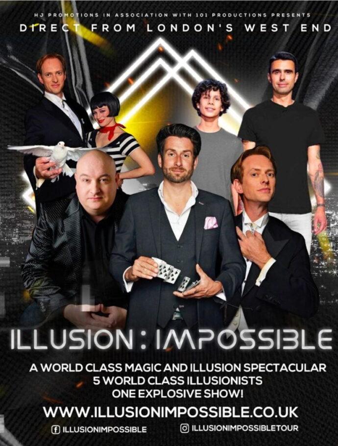 Illusion: Impossible