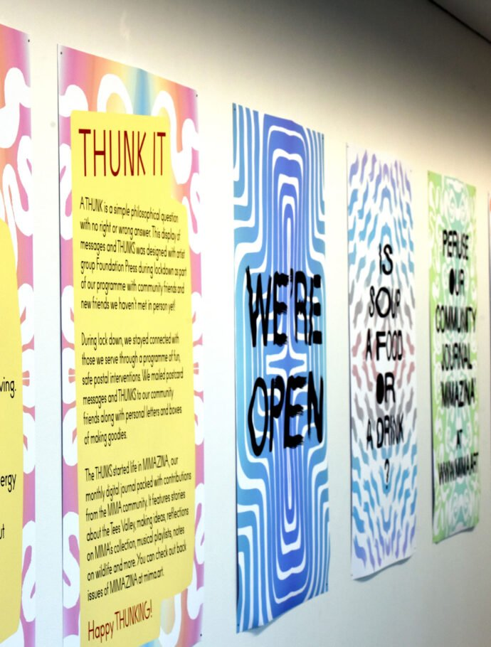 THUNK It – Art in Action