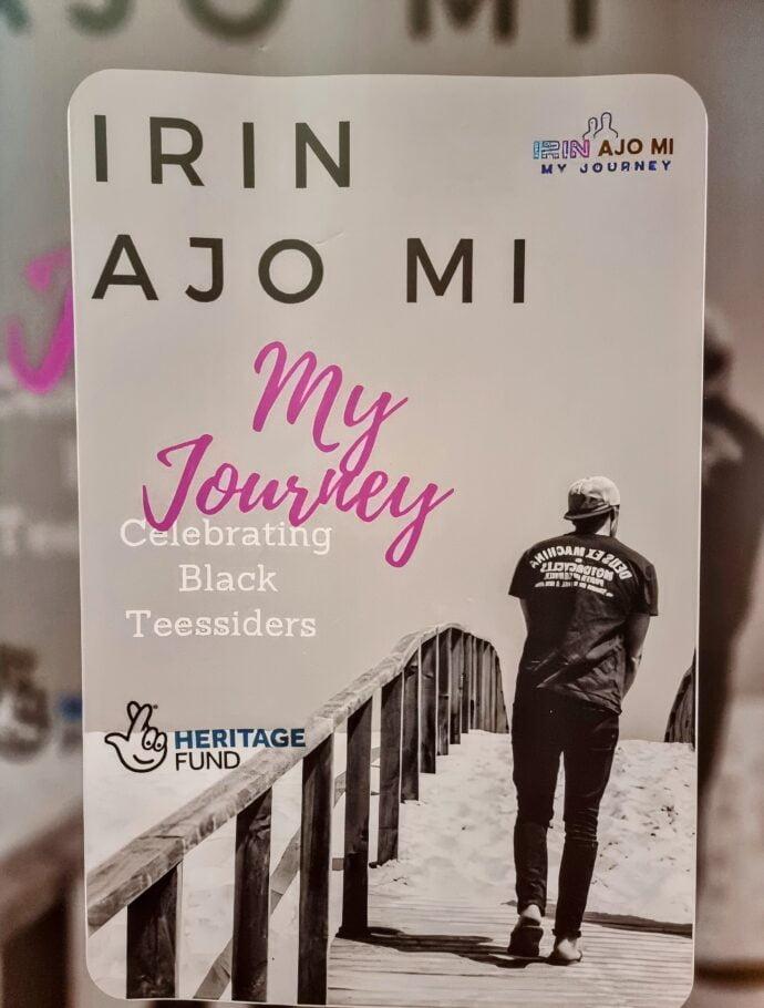 Irin Ajo Mi: My Journey