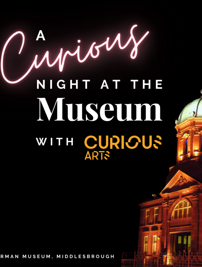 A Curious Night at the Museum