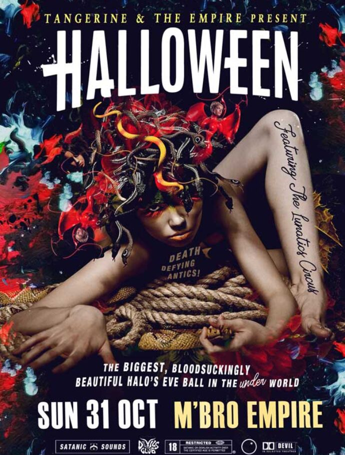 Halloween ft The Lunatics Circus